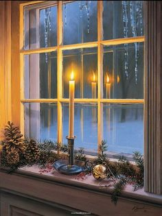 Christmas Window Decor Ideas                                                                                                                                                                                 More