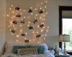 Resultado de imagen para como fabricar guirnaldas de luces navideñas