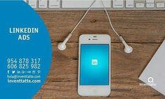 Gestionamos tus anuncios de #LinkedIn Ads para que llegues a profesionales y empresas que te interesan. #redessociales #empresas #visibilidad #engagement #socialmedia #socialmarketing #socialmediamarketing #smm #sem #seo #seoutrera #seosevilla #smo  #sma #communitymanagersevilla #communitymanagerutrera #communitymanager