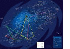 Amazingly detailed map of Star Wars galaxy...