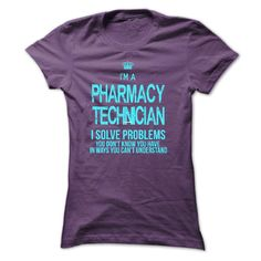 Wear this cool T-shirt and tell the world that you are Pharmacy Technician. Everybody must wear this Designer: xurijob Price: 19$
