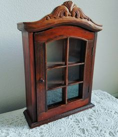Check out this item in my Etsy shop https://www.etsy.com/listing/455947352/antique-wood-cabinet-cherry-wood-cabinet