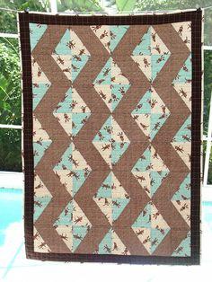 Quilts SB: My Quip – A Hint of A New Quilt – Joseph's Coat