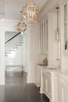 Long butler's pantry