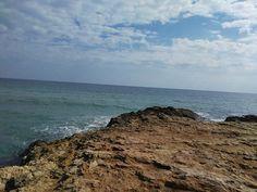 Noto (SR) Sea in October