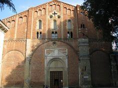 Basilica di San Pietro in Ciel d'Oro, Pavia, Italy - November 2016