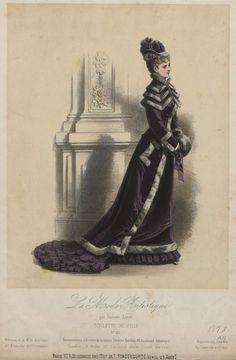 La Mode Artistique 1878