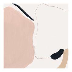delicate pink illustration — curated by ajaedmond.com | minimalist design | graphic design | fonts | typography | logos | branding | artwork