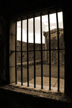 """Barred Windows - Tell Me Greetings! I would like to announce my first actual sotry on Wattpad! The tilte of the story is """"Barred Windows"""". Here is the link please do check it out. Space Hero, Jail Cell, Barbie Dream House, Spideypool, Vintage Cartoon, Prison, Windows, Architecture, Christian Songs"""