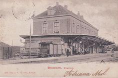 Wandelen langs het Station in het oude Bussum uit de verzameling van Frans Roeten - Hans Roeten - Picasa Webalbums