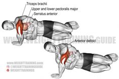 Best chest exercises for lower and upper chest | Weight Training Guide Deltoid Workout, Squat Workout, Triceps Workout, Squat Exercise, Best Shoulder Workout, Best Chest Workout, Chest Workouts, Good Back Workouts, Back Exercises
