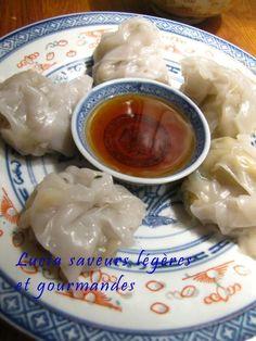 Envie de saveurs asiatiques en ce jour de nouvel an chinois? Voilà un plat facile à faire léger et délicieux! ce sont des...
