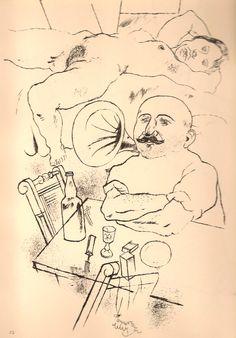 George Grosz | George Grosz: Ecce Homo