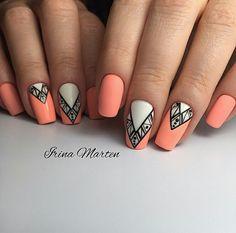ideas nails design short acrylics shape for 2019 Pretty Toe Nails, Cute Nails, My Nails, Minimalist Nails, Nail Art Hacks, Stylish Nails, Trendy Nails, Matte Pink Nails, Manicure E Pedicure