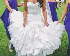 Maggie Sottero Sloan Designer Dress Bridal Wedding Gown