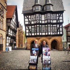 La predicación de los Testigos en #Alsfed, #Alemania.   - Public witnessing in Alsfed, #Germany.  Jw.org.