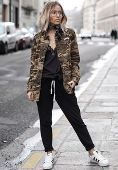 5 Ways to Wear Camo