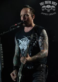 Volbeat Live Photo Review 2016