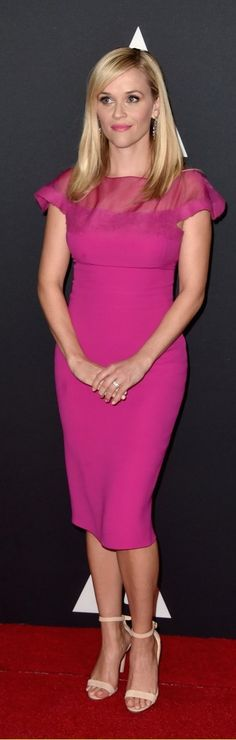 Reese Witherspoon Photos: Academy Of Motion Picture Arts And Sciences' 2014…
