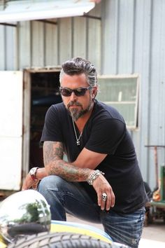 Richard Rawlings, fast and loud.. I so have the hots for this guy.