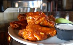 This Week in Food Blogs: Chicken Wings, Caribbean Fare and Breakfast All Day