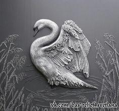 Animal Sculptures, Wall Sculptures, Plaster Art, 3d Cnc, Modelos 3d, 3d Painting, Mural Wall Art, Paperclay, Wood Sculpture