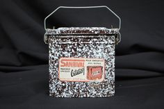 Vintage French Lunch Box For Sale at www.theoriginalfrenchfurniturecompany.com