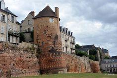 L'enceitne gallo-romaine du Mans. Pays-de-la-Loire