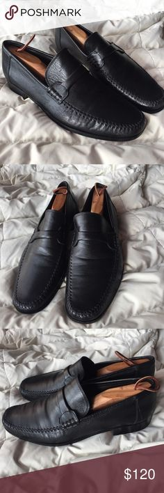 Bruno Magli Oxfords Black male social shoes, used only 2/3 times Bruno Magli Shoes Oxfords & Derbys