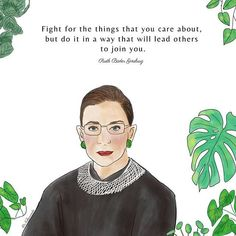 A last minute Happy Birthday to real life superhero the notorious RBG ✊🏼❤️ Political Quotes, Feminist Quotes, Feminist Icons, Amy Poehler, Cool Words, Wise Words, Steve Jobs Biography, Ruth Bader Ginsburg Quotes, A New York Minute