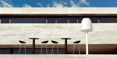 Vases stool - Designer Outdoor stools by VONDOM ✓ Comprehensive product & design information ✓ Catalogs ➜ Get inspired now Outdoor Stools, Bar Stools, Indoor, Vases, Table, Design, Inspiration, Furniture, Home Decor
