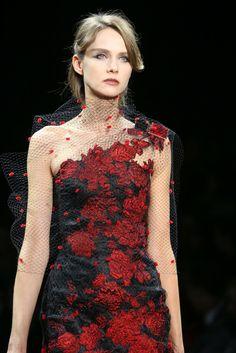 Fall 2014 Couture - Armani Privé