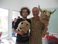 Carboard masks