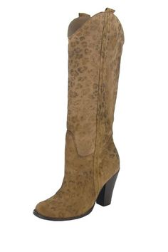 Don't ask me why I like these, but I think they're a perfect combo of western girl meets city chic!