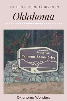 Looking for the best Oklahoma scenic drives? From mountain roads to country roads to Oklahoma scenic byways, here's your Oklahoma scenic drive bucket list! scenic drives in Oklahoma | Oklahoma scenic byways | Oklahoma roads | best places to visit in Oklahoma | where to go in Oklahoma | things to do in Oklahoma | things to see in Oklahoma | what to do in Oklahoma | Oklahoma travel guide | Oklahoma vacation guide | Oklahoma road trip ideas | travel tips for Oklahoma | best places to go in…