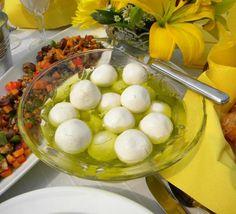 Yogurt Balls (Labne Balls) | Hadia's Lebanese Cuisine