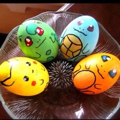 ~ Pokemon Eggs for Easter