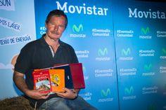 Juan Carr de #RedSolidaria en el #MovistarFreeMusic