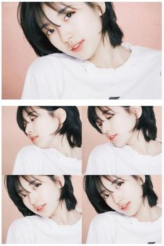 [BY 함주영] 단발이 이렇게 예쁜 잘어울리다니 대단하고 아름다운 그녀 수지살아 움직이는 단발그녀행복... Pretty Short Hair, Girl Short Hair, Short Hair Cuts, Short Hair Styles, Bae Suzy, Korean Short Hair, Hair Upstyles, Idole, Lee Jong Suk