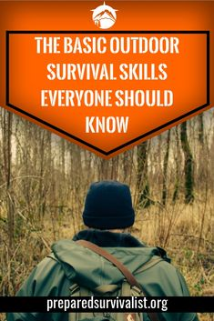 The more time we spend out in the wild learning how to keep ourselves alive, the more we tend to pick up and the more we know. But our brains can only hold so much information and when things start to go it is mostly the survival basics. Survival Food, Outdoor Survival, Survival Knife, Survival Prepping, Emergency Preparedness, Survival Skills, Survival Hacks, Survival Stuff, Survival Videos