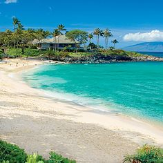 America's Best Beaches: Kapalua Beach, Maui. Framed by towering coconut palms, Kapalua's sunny strand tumbles into teal-colored water filled with coral and tropical fish. Coastalliving.com