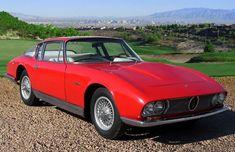 1966 Maserati 3500 GT designed by Moretti Maserati Car, Bugatti, Ferrari, Classic European Cars, Classic Cars, Classic Italian, Italian Style, Super Sport Cars, Super Cars