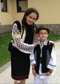Bukovyna , Ukraine, from Iryna with love Folk Costume, Costumes, Sea Of Azov, My Heritage, Crossstitch, Russia, Spirit, Culture, Embroidery