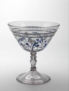 kelkglas, Anoniem, 1525 - 1550 | Museum Boijmans Van Beuningen