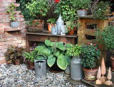Am Gartenhaus Sommer 2013 garden