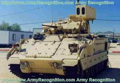 M6 Linebacker Bradley air defense light armoured vehicle US army ...