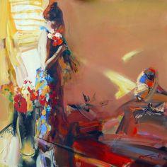 Alexander Gorbikov, 1966 Kunsthistorisches Museum, Art Academy, Russian Art, Museum Of Fine Arts, Figure Painting, Cool Artwork, Art World, Cool Drawings, Female Art