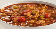 Awesome Fat Burning Veggie Soup