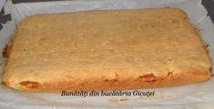 Prajitura frageda cu dovleac - Bunătăți din bucătăria Gicuței Cornbread, Ethnic Recipes, Food, Millet Bread, Essen, Meals, Yemek, Corn Bread, Eten