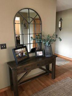 50 Inspiration DIY Farmhouse Living Room Decor Idea - Pajero is My Dream Living Room Furniture, Living Room Decor, Bedroom Decor, Rustic Furniture, Modern Furniture, Budget Bedroom, Luxury Furniture, Mirror Furniture, Living Room Mirrors